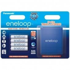 eneloop BK-4MCCEC4BE AAA/Micro/LR03 4 Stk. inkl. Aufbewahrungsbox