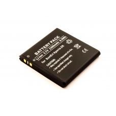 Akku passend für SonyEricsson C5503, BA950