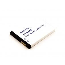 Akku passend für AVM 2000 2446, 312BAT006