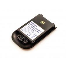 Akku passend für Avaya 3720 DECT, 660190/R1A