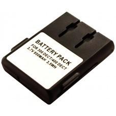 Akku passend für Alcatel Mobile 300 DECT, 3BN66305AAAA000828