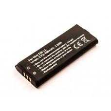 Akku passend für Nintendo DSi LL, UTL-003