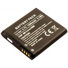 Akku passend für Blackberry Curve 9350, ACC-39508-201