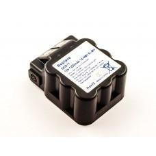 Akku passend für Leica TC400-905, GEB77