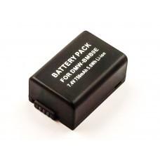 Akku passend für Panasonic Lumix DMC-FZ100, DMW-BMB9