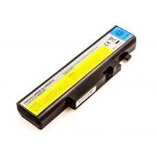 Akku passend für Lenovo IdeaPad B560, 121001034