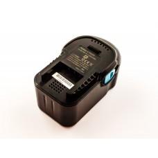 Akku passend für AEG BBM 18 STX, L1830R