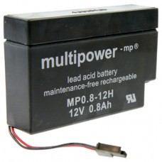 Multipower MP0.8-12H / MP0.8-12S Heim & Haus Bleiakku