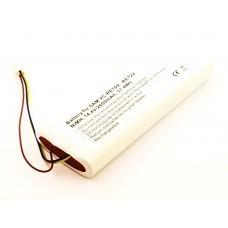 Akku passend für Samsung VC-RE70V, DJ96-0083C