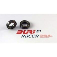 BURI Racer Rillenkugellager 12x21x5