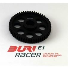 BURI Racer Zahnrad Modul1 z56