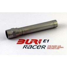 BURI Racer Freilaufachse Aluminium 7075