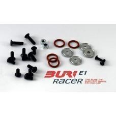 BURI Racer Set Schrauben Vorderachse