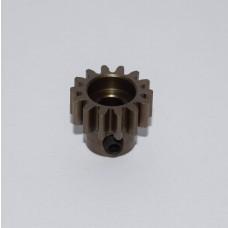 BURI Racer Motorritzel z14, Modul 1, Bohrung 5mm