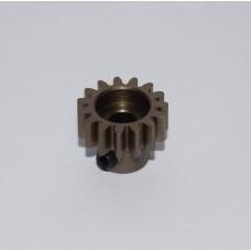 BURI Racer Motorritzel z15, Modul 1, Bohrung 5mm