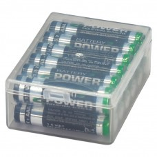 BatteryPower AAA/Micro/LR03 12-Pack inkl. Box