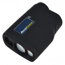 AccuPower Optical laser finder / Entfernungs- und Geschwindigkeitsmesser