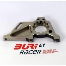 BURI Racer Achsbock links