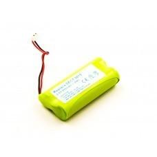 Akku passend für Audioline DECT 5015, BT-800