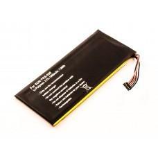 Akku passend für Sony PRS-950, LIS1460HEPC