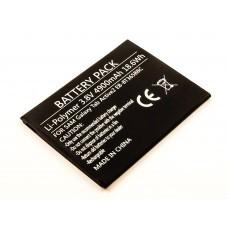 Akku passend für Samsung Galaxy Tab Active, EB-BT365BBU