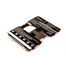 Akku passend für Blackberry Playbook, 1ICP4/58/116-2