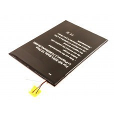 Akku passend für HP Slate 10 Plus, 2201, 781101-001