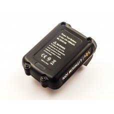 Akku passend für Dewalt DCD700, DCB100