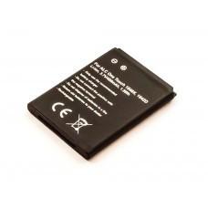 Akku passend für Alcatel One Touch 1040X, CAB0400000C1