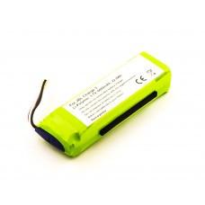 Akku passend für JBL Charge 3, GSP1029102A