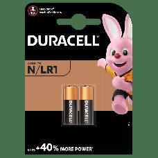 Duracell Lady/N/LR1 Alkaline Batterie 2-Blister