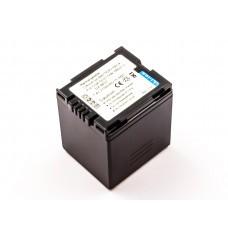AccuPower Akku passend für Panasonic CGA-DU21, VW-VBD210
