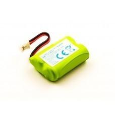 AccuPower Akku passend für Audioline DECT 7500, 7501, 7800