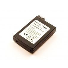 AccuPower Akku passend für Sony PSP, PSP-110