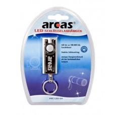 Arcas LED Schlüsselanhängerleuchte, Schlüssellicht rechteckig