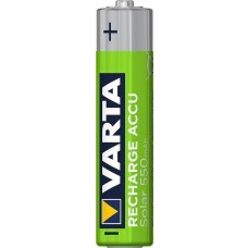 Varta Solar Accu AAA/Micro Ready2Use 550mAh 2-Pack