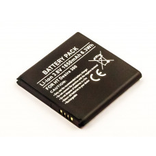 Battery HTC Desire 300, Li-ion, 3,8V, 1650mAh, 6,3Wh