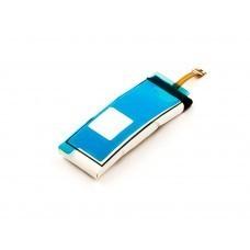 Akku für Samsung Gear Fit, SM-R350, Li-Polymer, 3,8V, 210mAh, 0,8Wh
