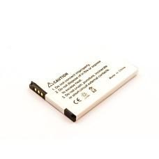 Akku passend für Siemens Gigaset SL400, V30145-K1310K-X444