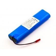 Akku passend für ILIFE V3s Pro, 18650B4-4S1P-AGX-2