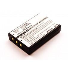 Akku passend für Gicom GC9600, 13224