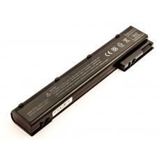 Akku passend für HP EliteBook 8560w, 632113-151