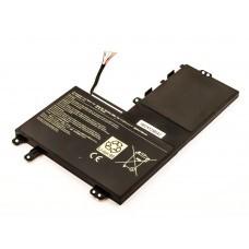 Akku passend für Toshiba Satellite M40-A, PA5157U-1BRS