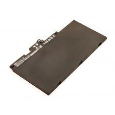 Akku passend für HP EliteBook 745 G3, 800231-141
