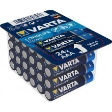 Varta 4903 High Energy Batterien AAA/Micro Batterie 24-Pack