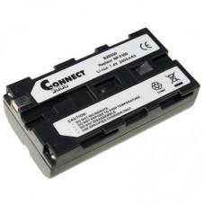 AccuPower Akku passend für Sony NP-F550, -F530, -F330