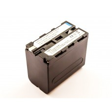 AccuPower Akku passend für Sony NP-F930, -F950, -F970