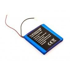 Akku passend für JBL Synchros E50BT, P433638