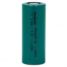 AccuPower LiFePO4 26650 3,2V 3600mAh