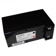VHBW Akku für Ambrogio, Wiper-Rasenmäher-Roboter 25.2V, LI-Ion, 6,9Ah